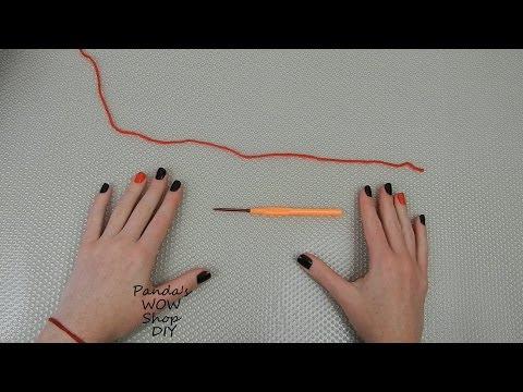 Правила техники безопасности при работе с крючком для вязания