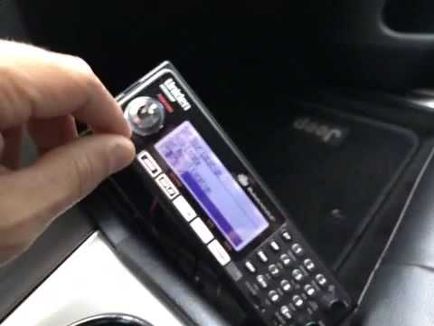 Uniden BCD536HP Location Based Scanning using the GPS
