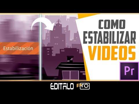 〰️Cómo Estabilizar tus Vídeos en Adobe Premiere