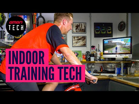 Set Up Your Mountain Bike For Indoor Training | How To Choose A Cycle Trainer