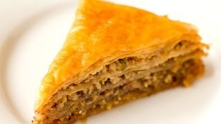 How To Make Perfect Baklava !!!