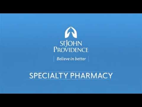 St. John Specialty Pharmacy Physician and Hospital Administrator Information