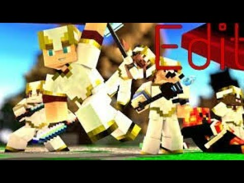 """""""Mobs Can't Handle Us""""-A Minecraft Edited Parody"""