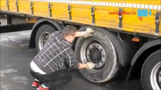 Výměna pneu