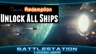 Neon Redemption | How to unlock all the ships in Battlestation Harbinger