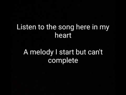 Lirik Lagu Listen - Beyonce Mp3
