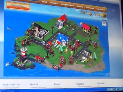 Legos Builders Island Youtube