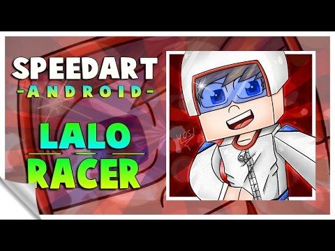 SpeedArt MINECRAFT/ @LaloRacer1 |Dibujo android|-YOSJOCK