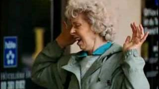 Just For Laughs Gags - Old Lady and a Knife
