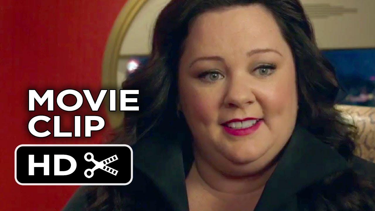 Spy Movie CLIP - Sad Clown (2015) - Melissa McCarthy, Rose Byrne Comedy HD