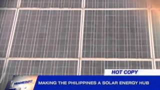 ANC Headstart: Making the Philippines a Solar Energy Hub 1/2