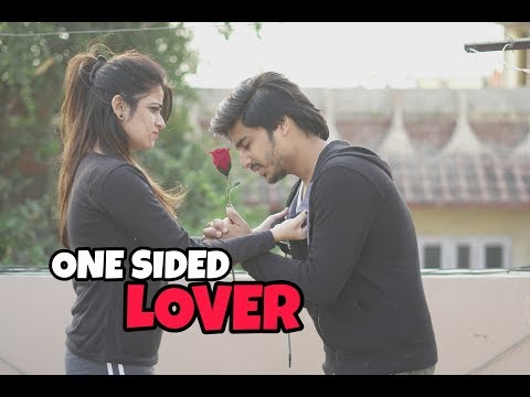 True love Story | One Sided Love | Ek Tarfa Pyar | Cute Unexpected Love Story 2018