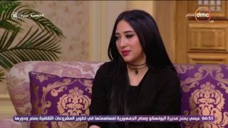 السفيرة عزيزة - المطربة / هبة يوسف ...  الإشتراك في برامج إكتشاف المواهب سلاح ذو حدين
