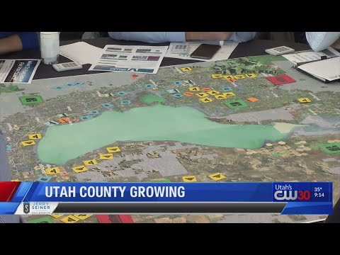 Utah County Population Boom