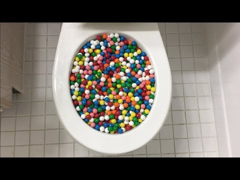 Will it Flush? - Gumballs