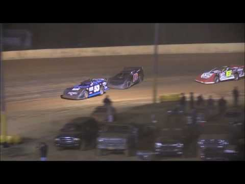 Super Late Model Heat #4 from Ponderosa Speedway, November 5th, 2016.