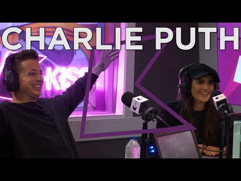 Charlie Puth talks Attention, working with Liam Payne, swiping left on Cara Delevingne & more!