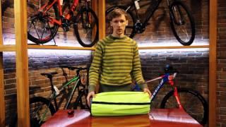 видео Джинсы для любителей велосипедной езды