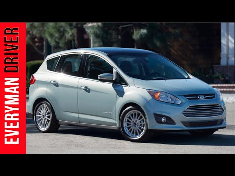 Here S The 2017 Ford C Max Hybrid On Everyman Driver