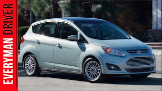 Here's the 2015 Ford C-Max Hybrid on Everyman Driver Thumb