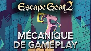 Escape Goat 2 #2 : Mecanique de gameplay