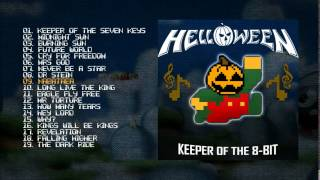 Gambar cover Helloween - Keeper Of The 8-Bit (Complete Album)