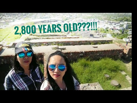 EREBUNI FORTRESS, 2,800 YEARS OLD (TRAVEL GUIDE TO) Ереван 2800, Армения || YEREVAN, ARMENIA 2019