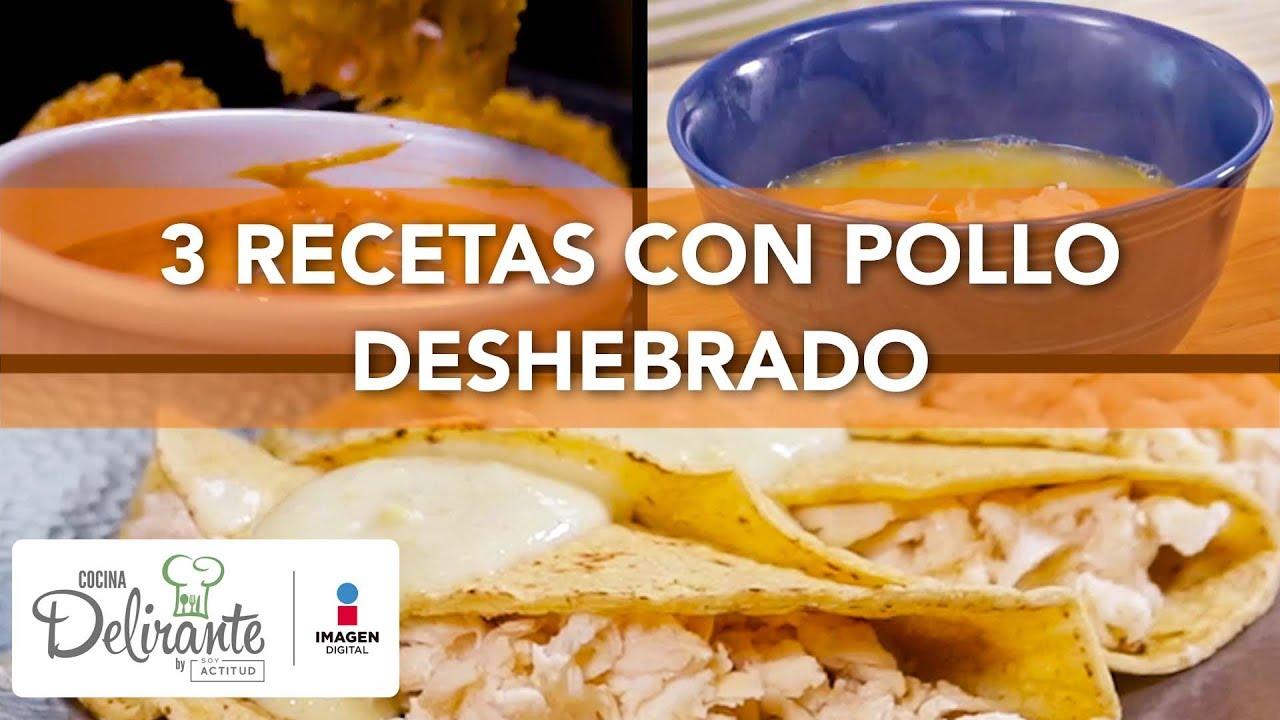 Cocina Delirante Pollo
