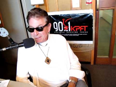 JOE ELY KPFT radio interview part 2