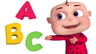 Learn ABC For Kids | Learning Songs For Children | Surprise Eggs | Five Little Babies
