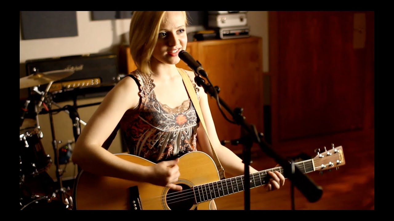 Justin Bieber Boyfriend Official Acoustic Music Video Madilyn