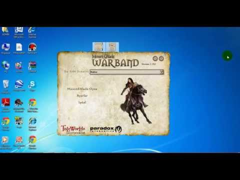 Mount And Blade Warband Serial Key (OYUN AKTİFLEŞTİRME)