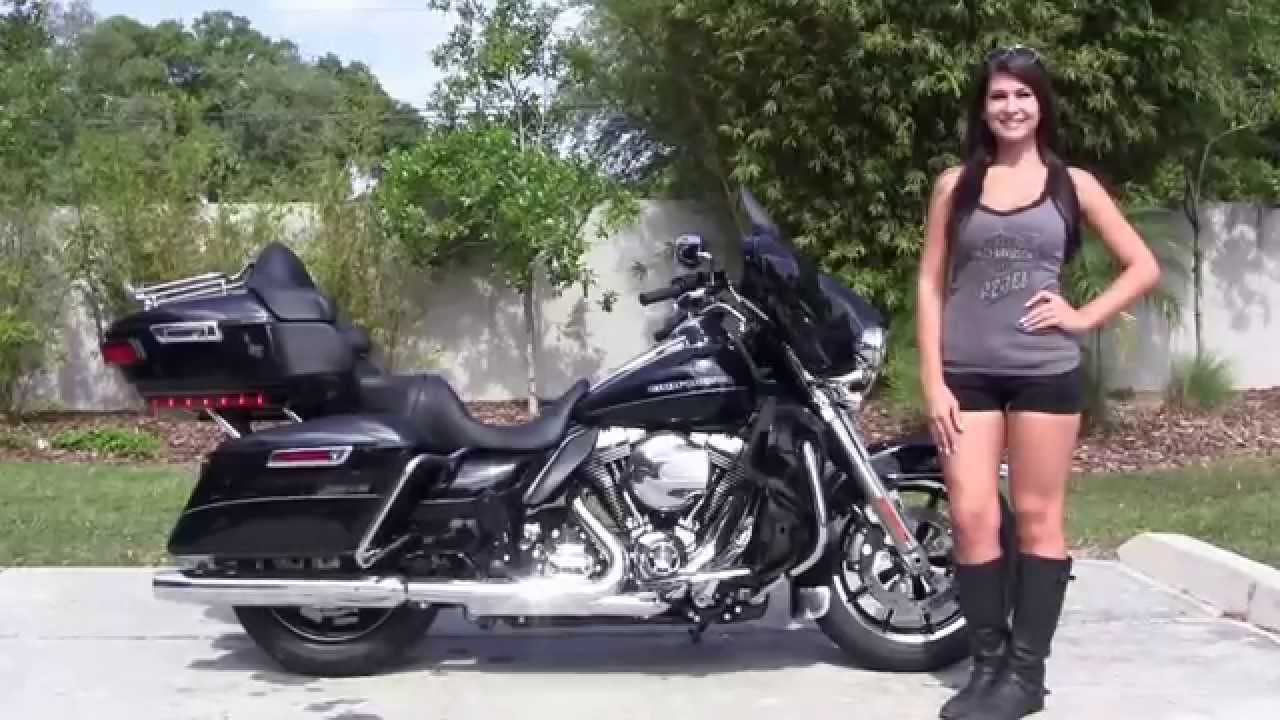 2015 Harley Davidson Motorcycles for sale Michigan - YouTube