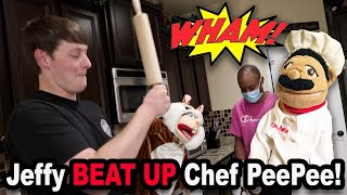 Jeffy BEAT UP Chef Pee Pee!!! *BTS*