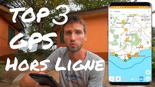 GPS HORS LIGNE 2019 : COMPARATIF + CONSEILS D'UTILISATION  // VANLIFE ET BACKPACKERS