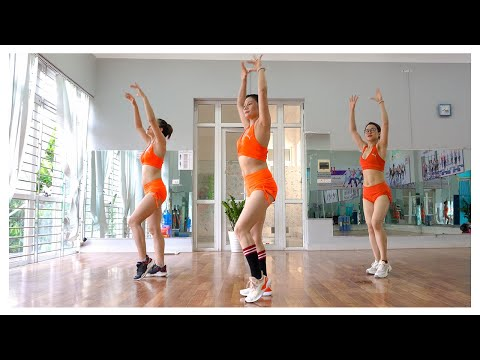 The Fastest Weight Loss Exercise in The World Aerobic Everyday for Best Body Shape | Eva Fitness