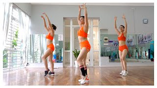 The Fastest Weight Loss Exercise in The World - Aerobic Everyday for Best Body Shape | Eva Fitness