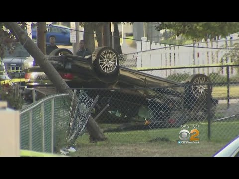Driver Slams Into 4 Teens On Long Island