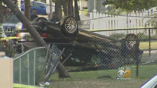 Driver Slams Into 4 Teens On Long Island