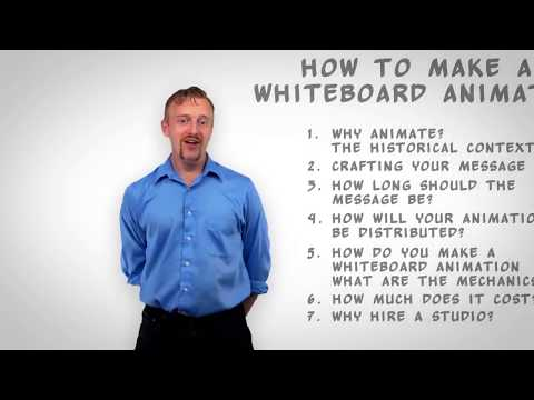 Download Youtube: How to make a Whiteboard Animation