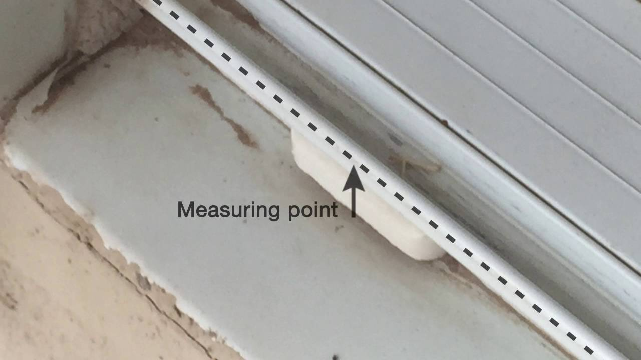 How To Measure A Unique Home Designs Patio Screen Door