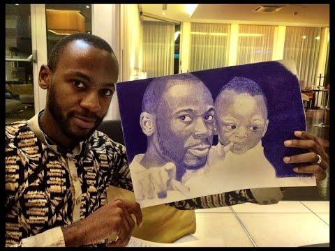 2016: Episode 12-Beninese Michael Jordan and AMAZING art by Maestro