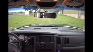 Coverlay® 2002-2005 Dodge dash cover installation. Part#22-805C