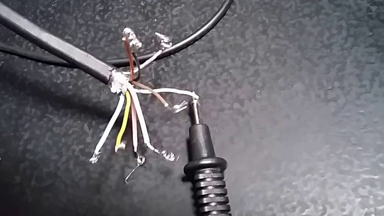vga to rca - youtube home made vga to rca 2919 vga to rca wiring diagram