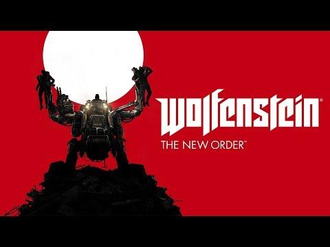 Wolfenstein The New Order Playthrough Part 2 Interactive Livestreamer And Chatroom 1/3