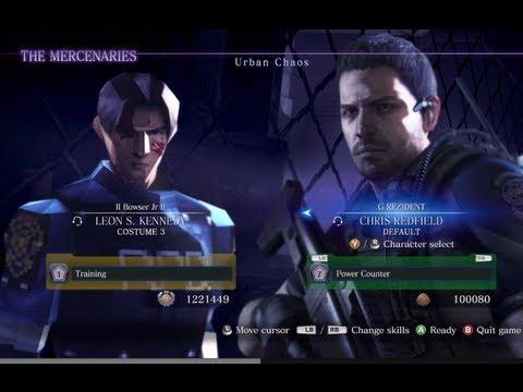 バイオハザード 6 / Resident Evil 6 ★ All Collections (figures) | Doovi