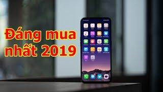 Top 5 điện thoại Oppo đáng mua nhất 2019