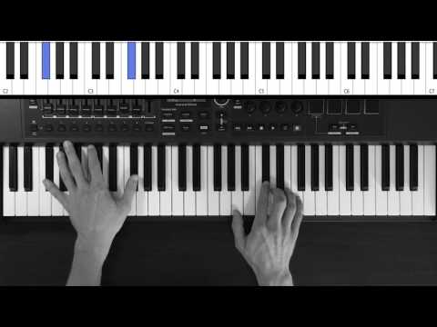Piano Tutorial - Good Good Father by New Wine Worship
