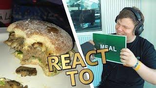 Tanzverbot REACT TO Burger ⚡ JAM FM
