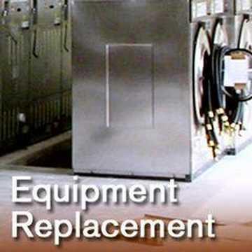 New Laundry Equipment